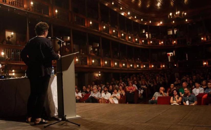 Keynote lecture at#Socine2017